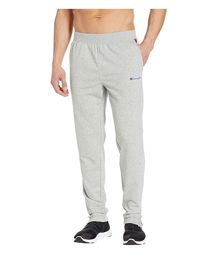 Champion Phys Ed Warm Up Pants (Oxford Gray) Men