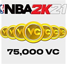 NBA 2K21: 75,000 VC - PS4 [Digital Code]