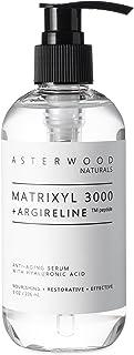 MATRIXYL 3000 + ARGIRELINE Peptide 8 oz Serum + Organic Hyaluronic Acid Wrinkle Aging Fighting Powerful Line Remover &...