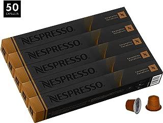 Nespresso OriginalLine, Caramelito, 50 Pods - NOT compatible with Vertuoline