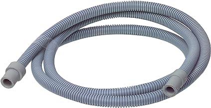 TronicXL Ablaufschlauch 8 mm - 10 mm 1.50 m zb für Kondenstrockner Wäschetrockner Trockner Schlauch Ablauf zb für Electrolux Electrolux Bosch Siemens Miele