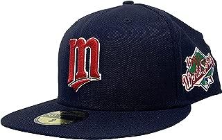 New Era 59Fifty MLB ミネソタ・ツインズキャップ