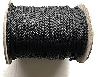 Viva Nature Polypropylen Seil PP Seil 6 mm Flechtleine Polypropylenseil Tau Festmacher Schnur Tauwerk Universalseil
