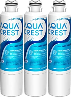 AQUACREST DA29-00020B Water Filter, Replacement for Samsung HAF-CIN, DA29-00020A, DA97-08006A, HAF-CIN/EXP, 46-9101, Pack of 3(Packing May Vary)