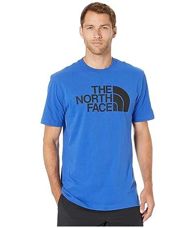 The North Face Short Sleeve Half Dome T-Shirt (TNF Blue/TNF Black) Men
