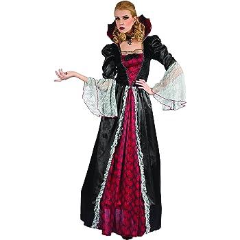 Disfraz de vampiresa elegante mujer - M: Amazon.es: Juguetes y juegos
