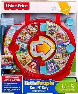 Fisher-Price FXJ70 Preescolar Niño/niña Juego Educativo - Juegos educativos, Preescolar,