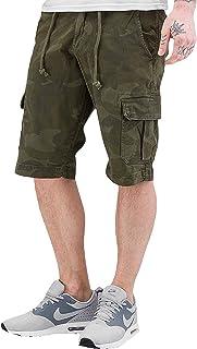 Urban Classics Men's Camo Cargo Shorts