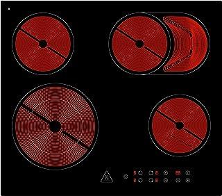 respekta KM 5500 Plaque de cuisson vitrocéramique autonome