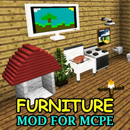 Modern Furniture Craft Mod