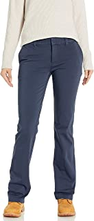Dickies Womens FP402 Perfect Shape Bootcut Twill Pant Work Utility Pants