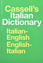 Cassell's Standard Italian Dictionary, Thumb-indexed