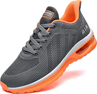 Men Air Running Shoes-Comfort Tennis Athletic Casual Sport Sneakers for Gym Walking Jogging