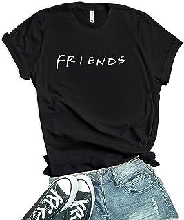 Decrum Womens Friends Shirt - TV Show Merchandise