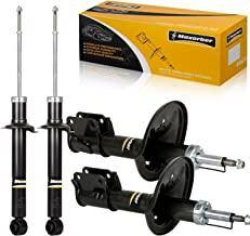 Maxorber Front & Rear Full Set Shocks Struts Absorber Compatible with Mitsubishi Diamante 1997-2003 Shock Absorber 4 Pieces