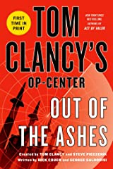 Tom Clancy's Op-Center: Out of the Ashes Kindle Edition