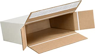 Best self seal side loading boxes Reviews