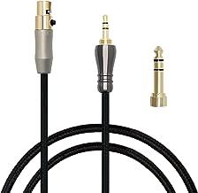 MiCity 2 Replacement Upgrade Cable Audio Extension Cord Wire for AKG Q701 K702 K271S K271 K141 K171 K181 MKII K240S K240 MK2 Pioneer HDJ-2000 Headphones (1.2m)