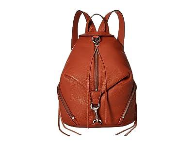 Rebecca Minkoff Julian Backpack (Acorn) Backpack Bags