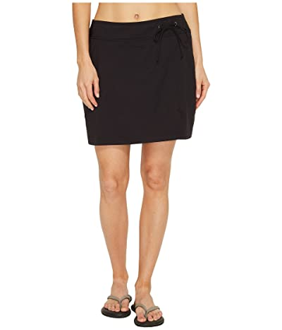 Royal Robbins Jammer Skort (Jet Black) Women