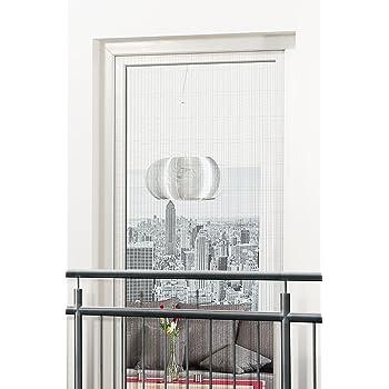 1/pieza Hecht International Mosquitera Ventana fl/ächenb/ündigCompact 130/x 150/cm en blanco 101020101/de VH