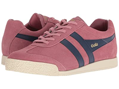 Gola Harrier (Dusty Rose/Navy) Women