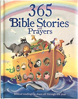 Best 365 Bible Stories and Prayers: Biblical Readings to Share All Through the Year Review