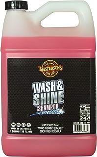 Masterson`s Car Care MCC_102_128 Wash & Shine Shampoo (1 Gallon)
