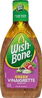 Wish-Bone Salad Dressing, Greek Vinaigrette, 15 Ounce