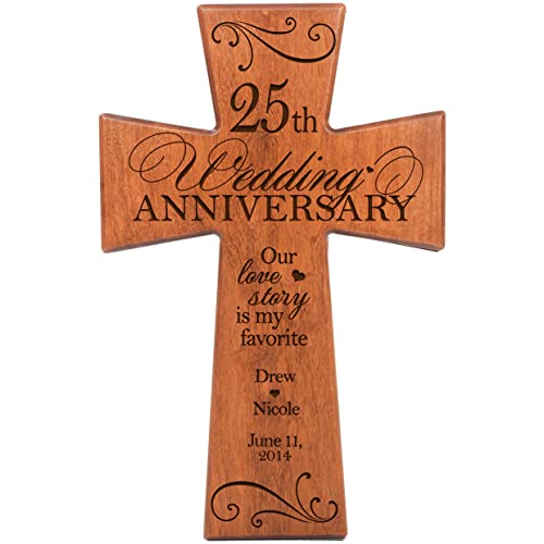 25th Wedding Anniversary Gift Ideas For Him: 25th Year Anniversary Gifts: Amazon.com