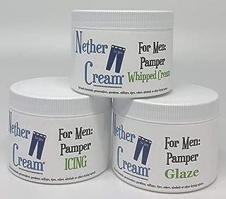 NetherCream For Men: Pamper