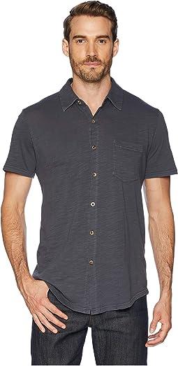 Montana Short Sleeve Button Front Shirt