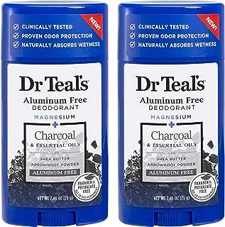 Best dr teal's aluminum free deodorant Reviews