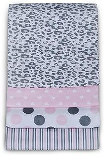 carters pink cheetah blanket