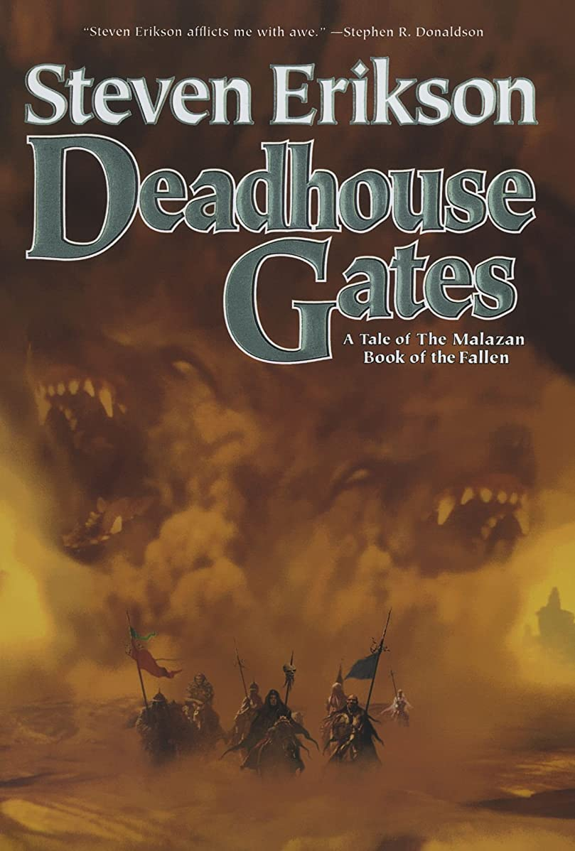 メトロポリタン封建メロドラマティックDeadhouse Gates: Book Two Of Malazan Book Of The Fallen (Malazan Book of the Fallen (Paperback))