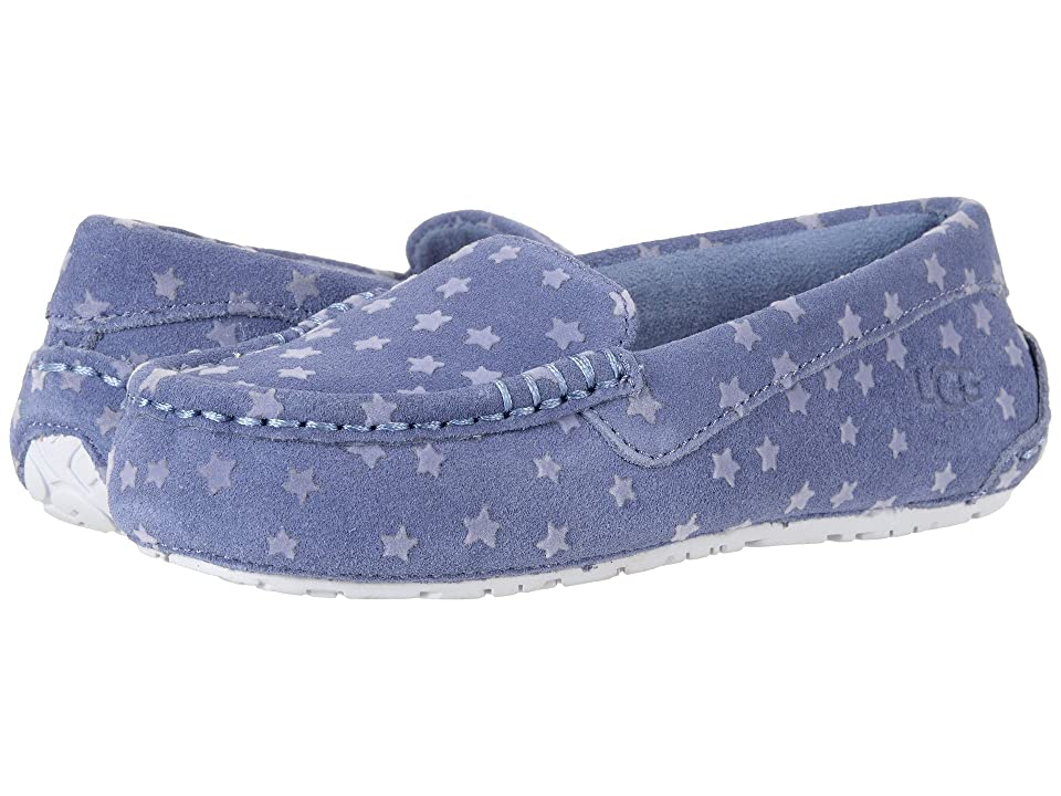 UGG Kids Nasir Stars (Toddler/Little Kid/Big Kid) (Nocturn) Girls Shoes
