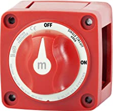 Blue Sea Systems 300 Amp m-Series Battery Switches (Renewed)