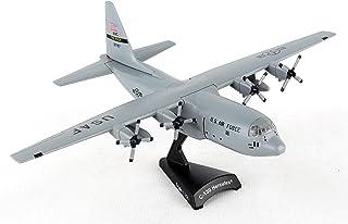 Daron Worldwide Trading Postage Stamp USAF C-130 1/200 Spare 617 Airplane Model