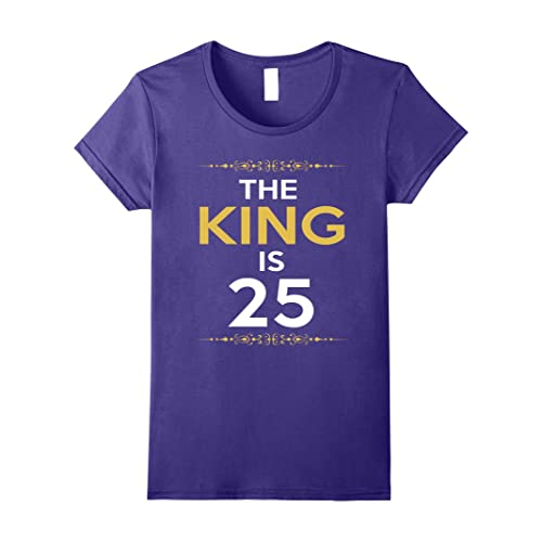 Kings Is 25 Years Old 25th Birthday Gift Ideas For Him Men