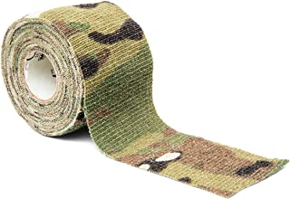 "GEAR AID Camo Form Self-Cling and Reusable Camouflage Wrap, 2"" x 144"" Roll"