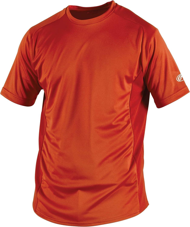 Rawlings Men's Short San Diego Topics on TV Mall Sleeve Shirt Baselayer