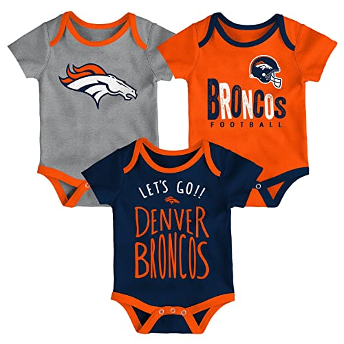 9317adbb5 Outerstuff NFL Unisex-Baby Newborn   Infant Little Tailgater Bodysuit Set