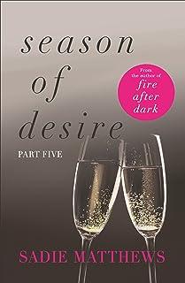 A Lesson In Love: Season of Desire Part 5 (English Edition)