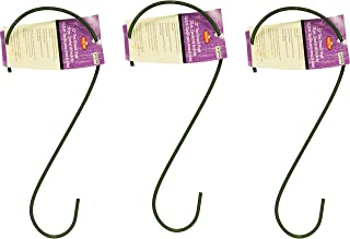 Perky-Pet 67AK 12-Inch Metal Hook for Bird Feeders 3 Pack