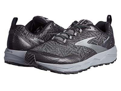 Brooks Divide (Black/Grey) Men