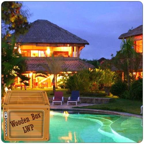 Luxury Villa Ubud Bali Live Wallpaper