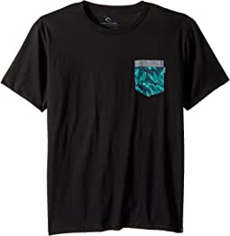 Pocketeer Premium Pocket Tee (Big Kids)