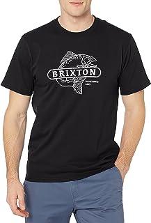 BRIXTON Men's Mahlon X S/S STT