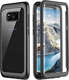 magnetic adsorption phone case samsung s8 plus