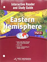 Holt McDougal Eastern Hemisphere © 2009: Interactive Reader and Study Guide: Part A